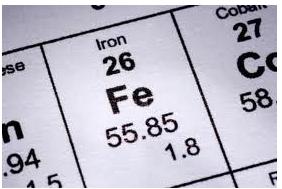 iron atom 26-1