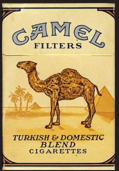 camel   cigar  nicotine