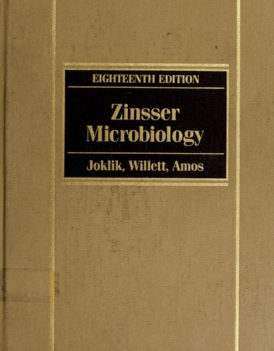 zinsser microbiology 4